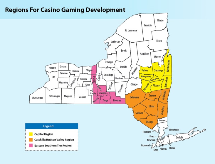Nys Gaming Commission